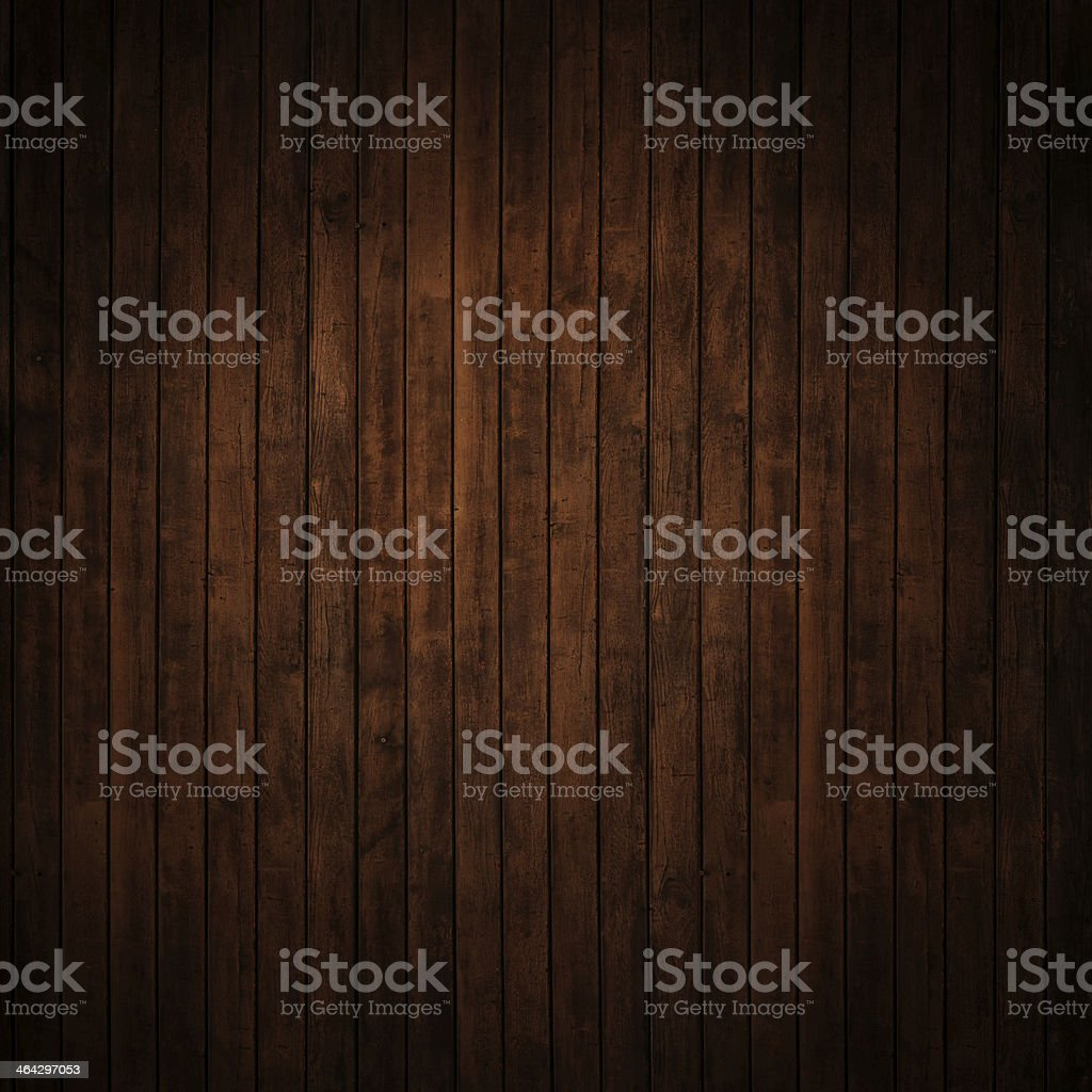 dark brown wood panels. stock photo