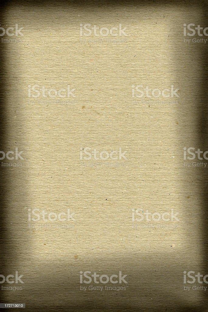 XXXL dark cardboard frame royalty-free stock photo