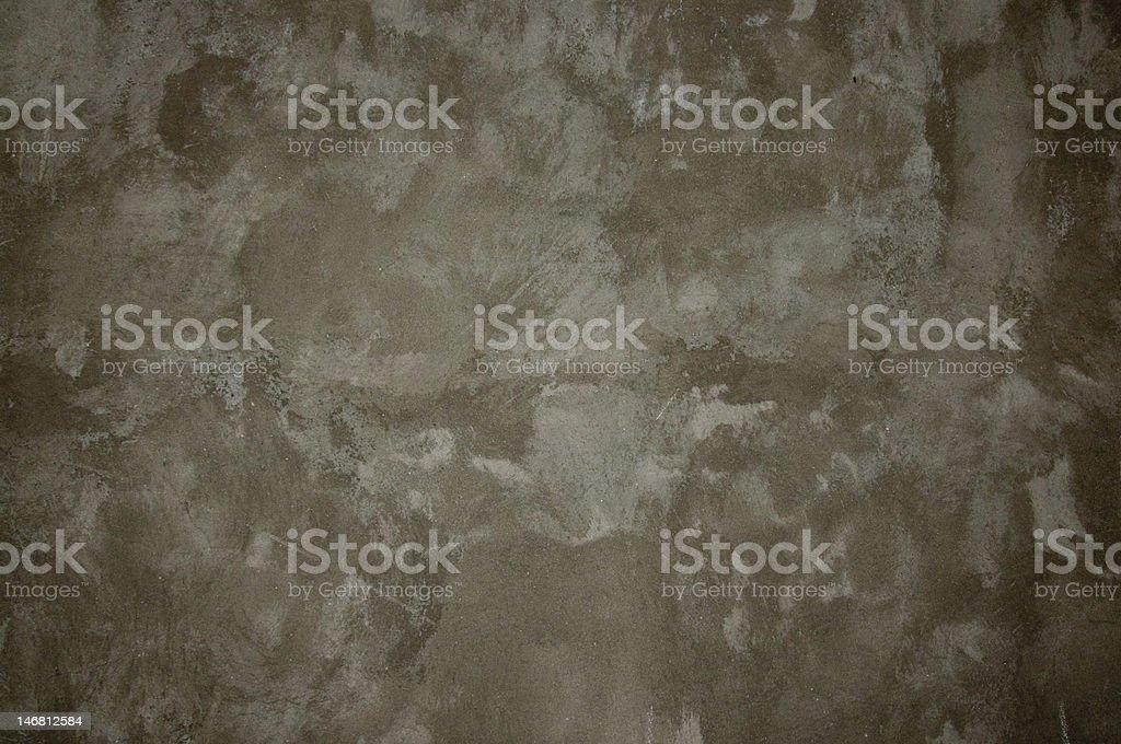 Dunkle Zement Mauer Lizenzfreies stock-foto