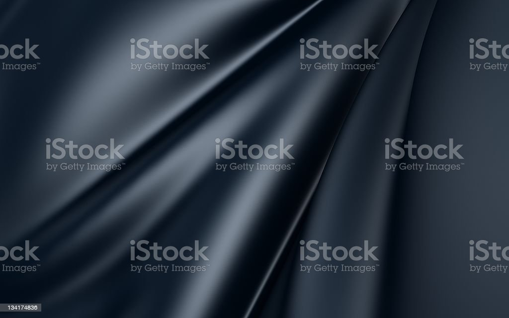 Dark Cloth stock photo