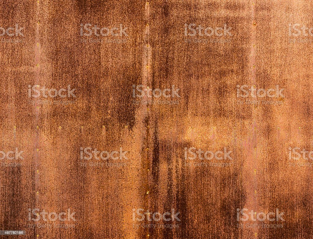 Dark, corroded background stock photo