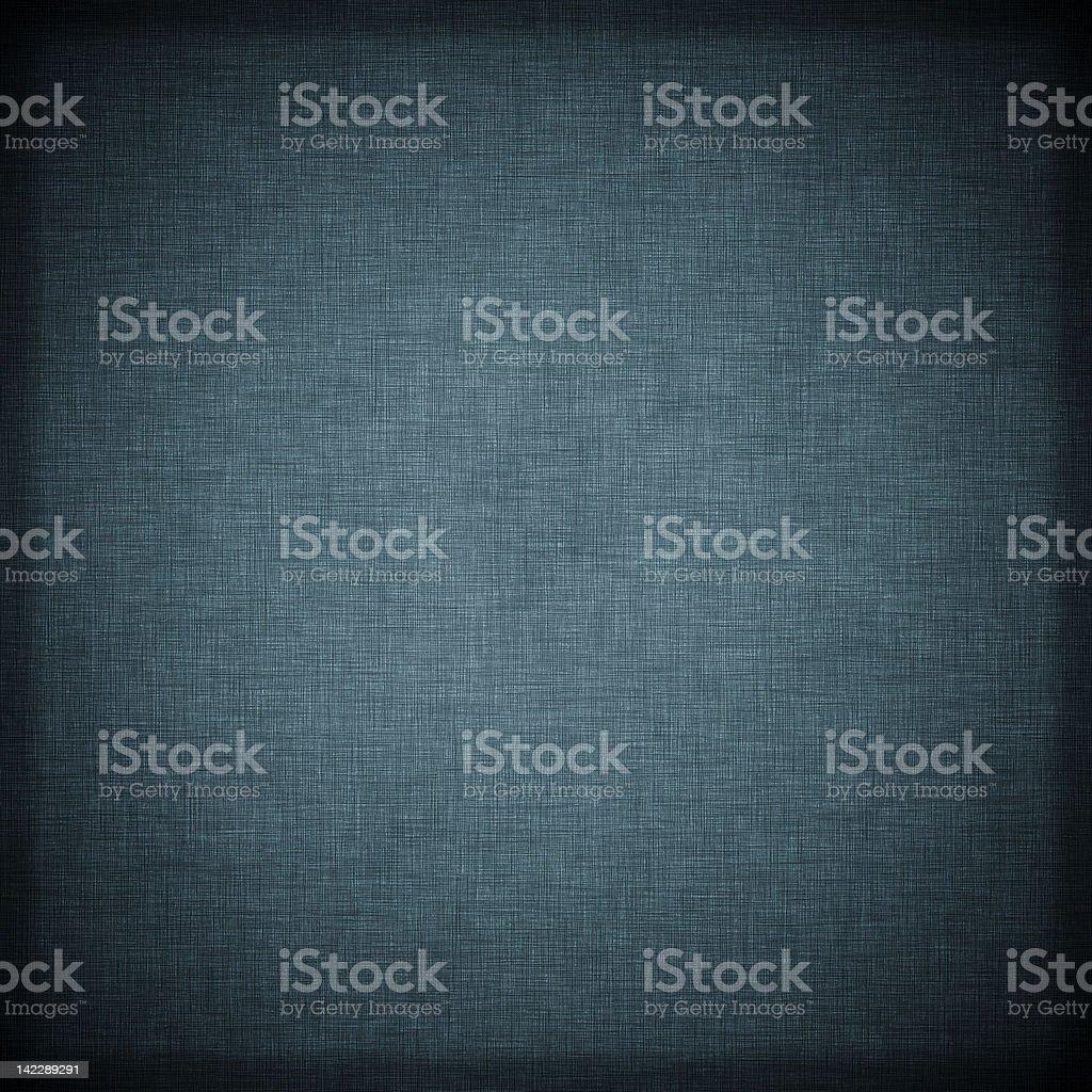 Dark denim blue vintage textile background royalty-free stock photo