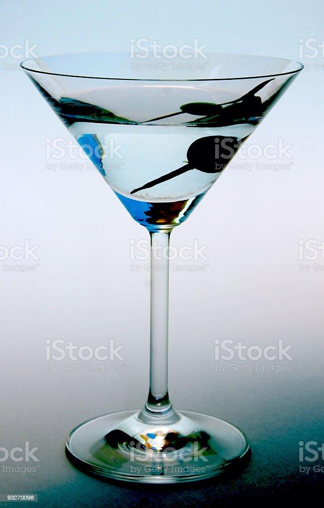 Dark Drink royalty-free stock photo