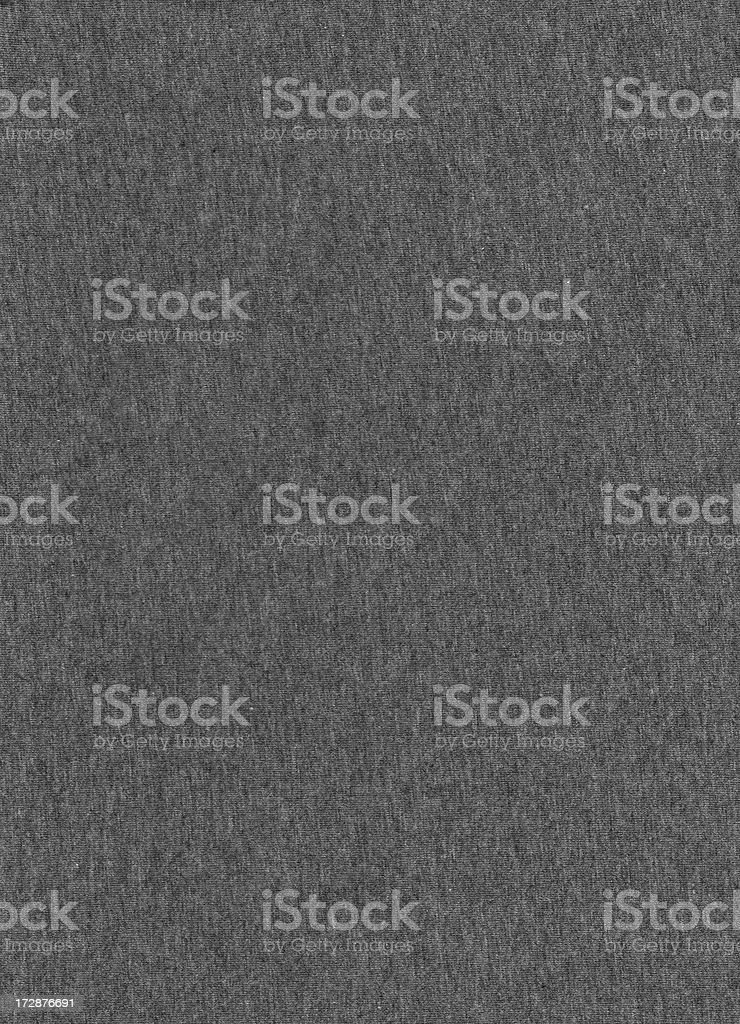 dark gray jersey fabric royalty-free stock photo