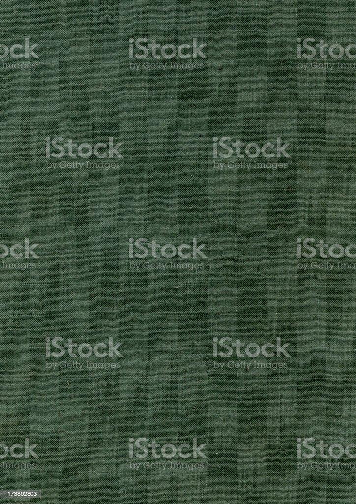 dark green book cover royalty-free stock photo