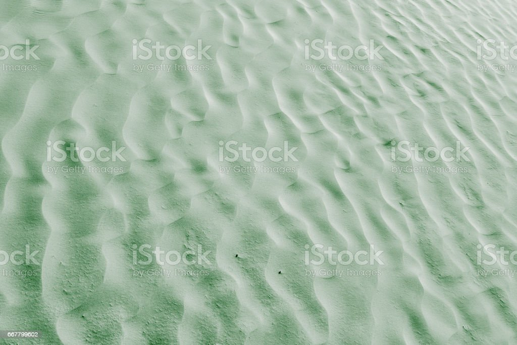 Dark green color of desert surface. Background and Texture stock photo