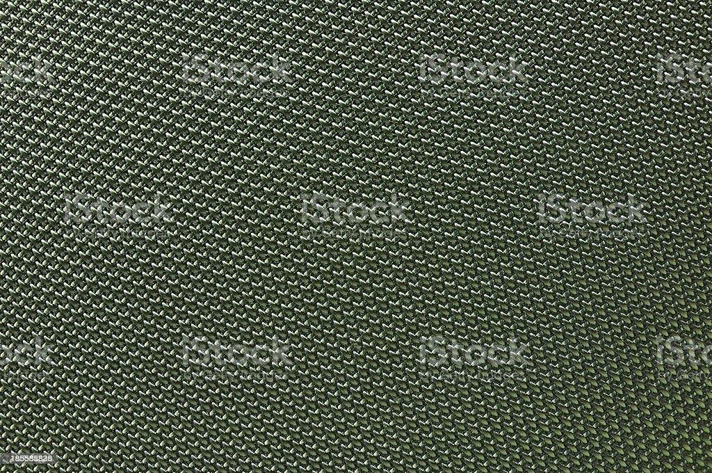 Dark green weaving fabric royalty-free stock photo