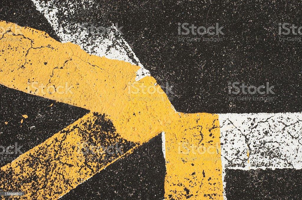Dark grey asphalt royalty-free stock photo