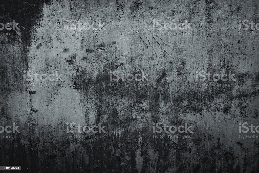 Dark grey grunge background royalty-free stock photo
