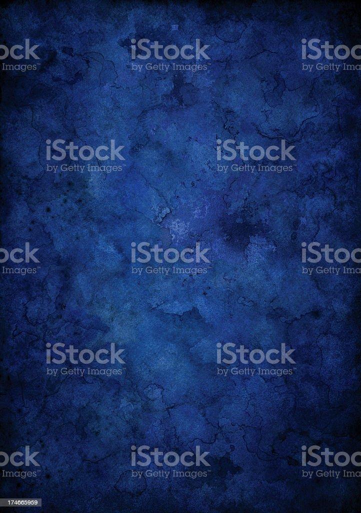 dark grunge blue background royalty-free stock photo