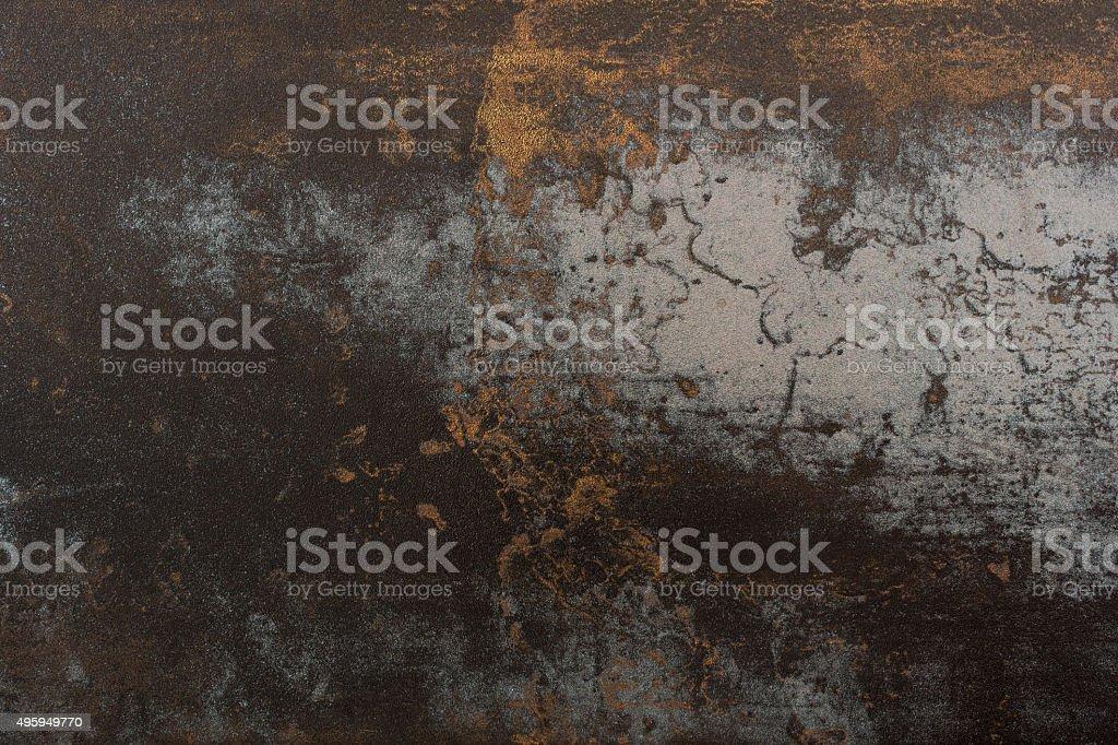 Dark Grunge Metal Texture stock photo