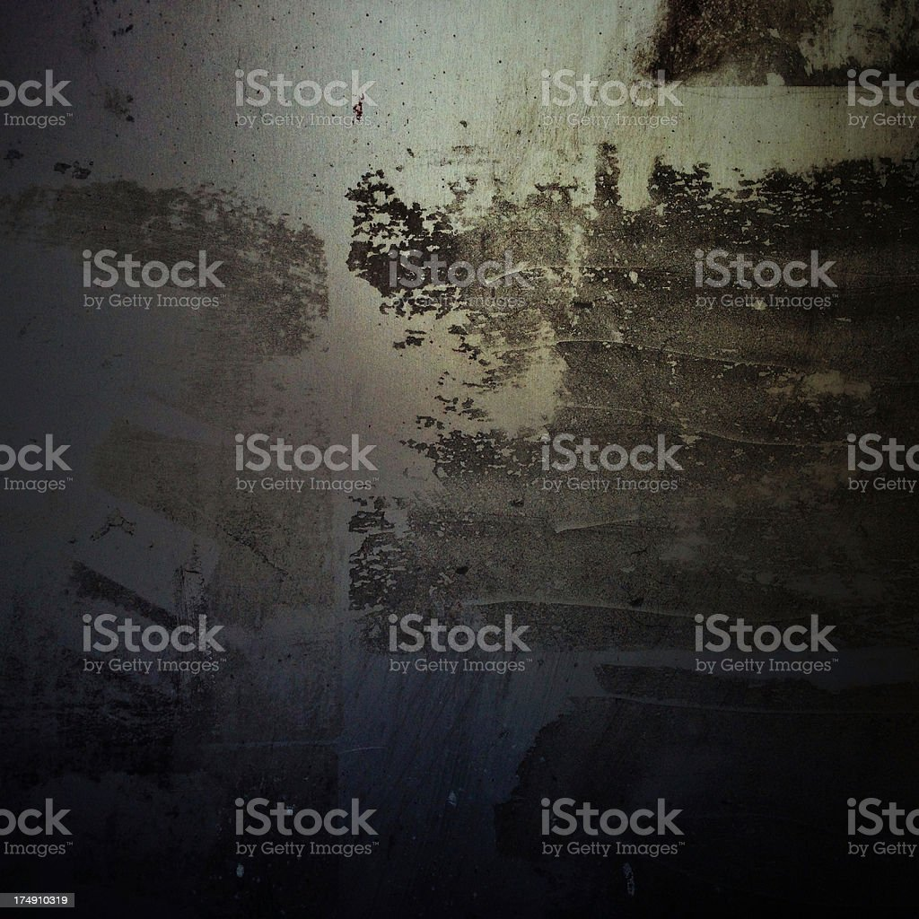 Dark grungy texture royalty-free stock photo
