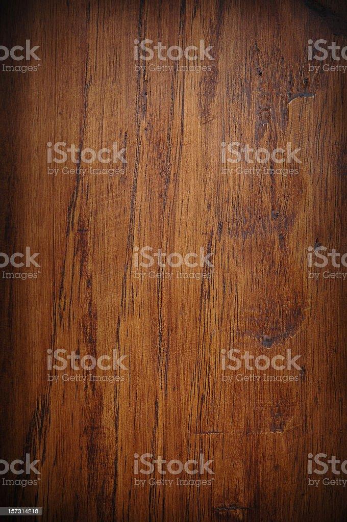 Dark Hardwood royalty-free stock photo