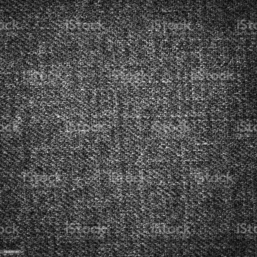 Dark jeans texture. stock photo
