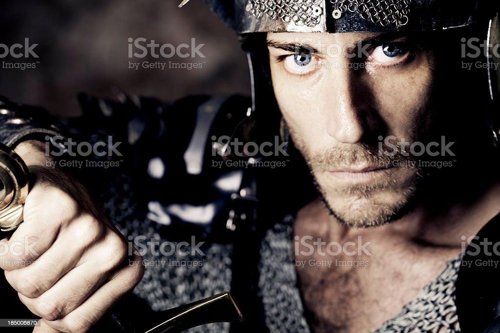 dark knight stock photo