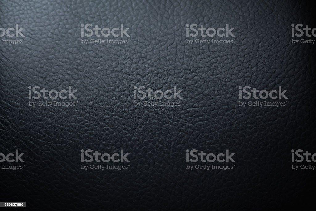Dark leather texture background stock photo