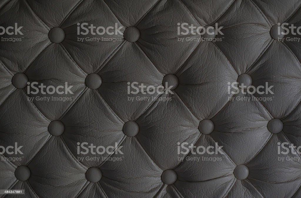 De cuero oscuro textura foto de stock libre de derechos
