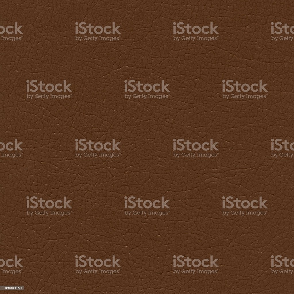 Dark Leather Texture - Seamless royalty-free stock photo