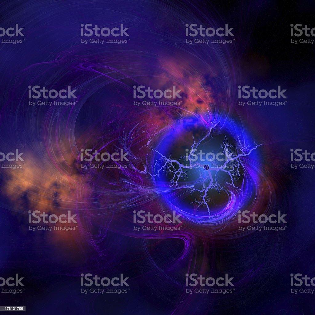 Dark Matter stock photo