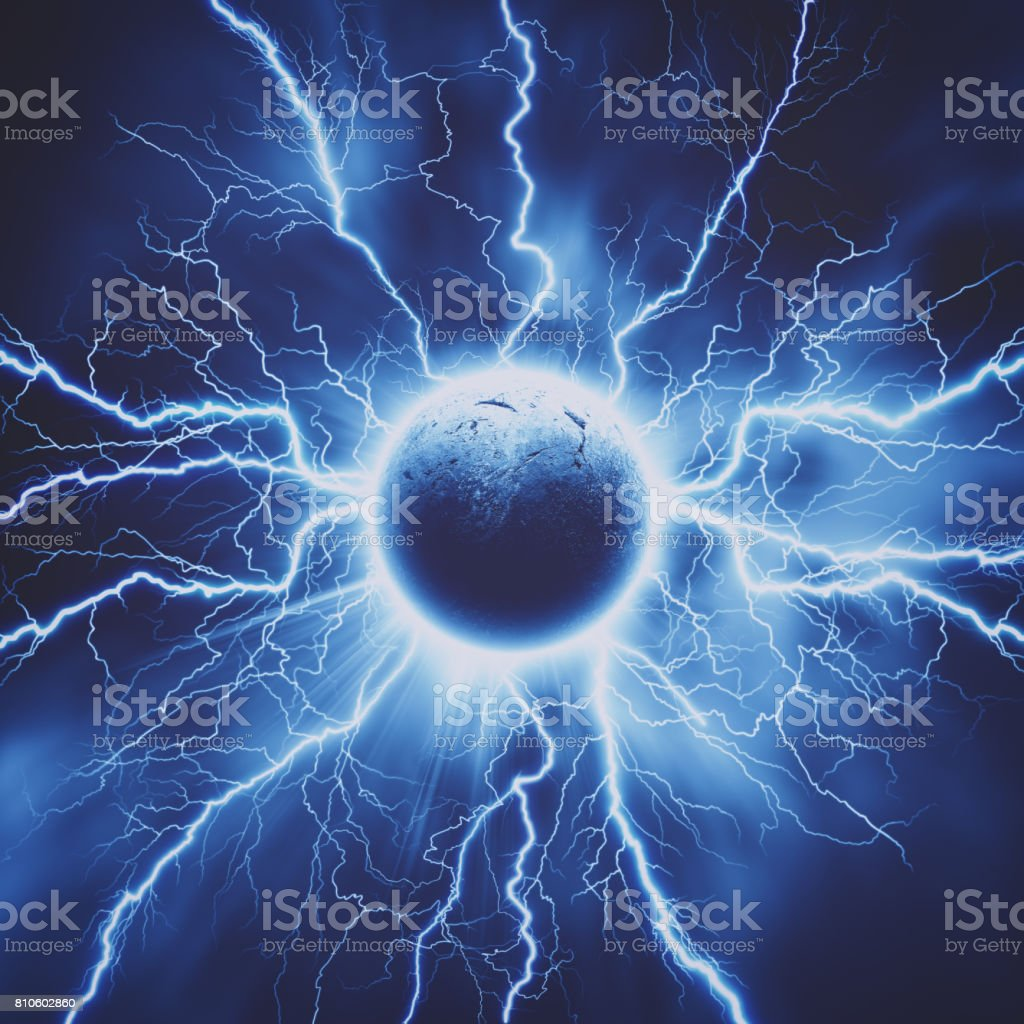 Dark Matter stock photo
