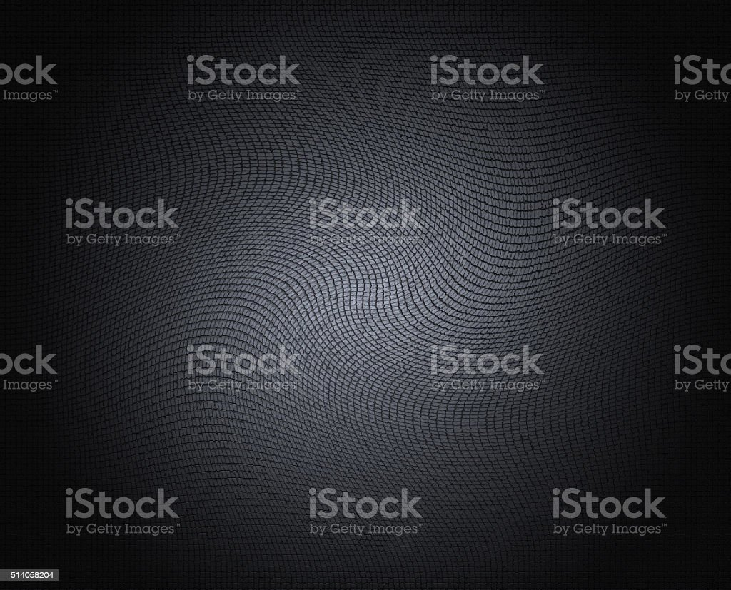 Dark Metal stud pattern. stock photo