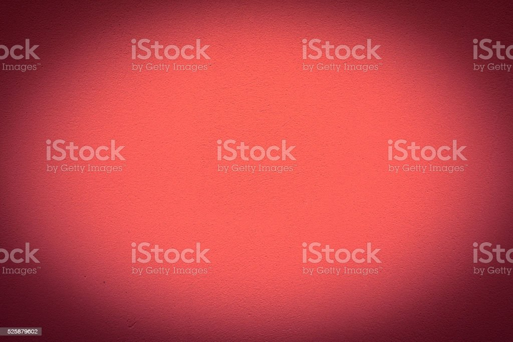 dark orange plaster wall 1 stock photo