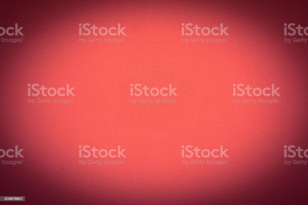 dark orange plaster wall 1 stock photo