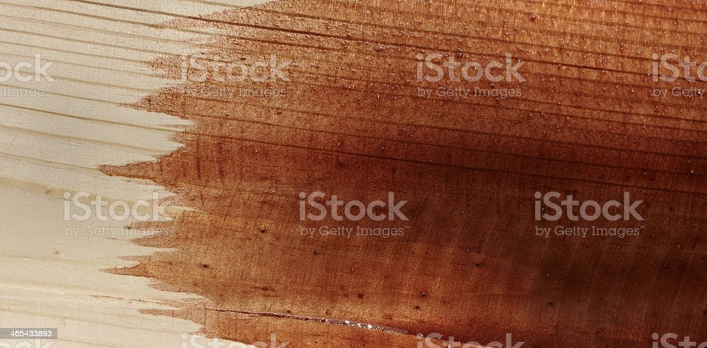 dark paint on old wooden background stock photo