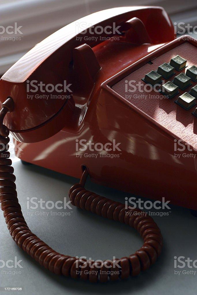 Dark Phone royalty-free stock photo