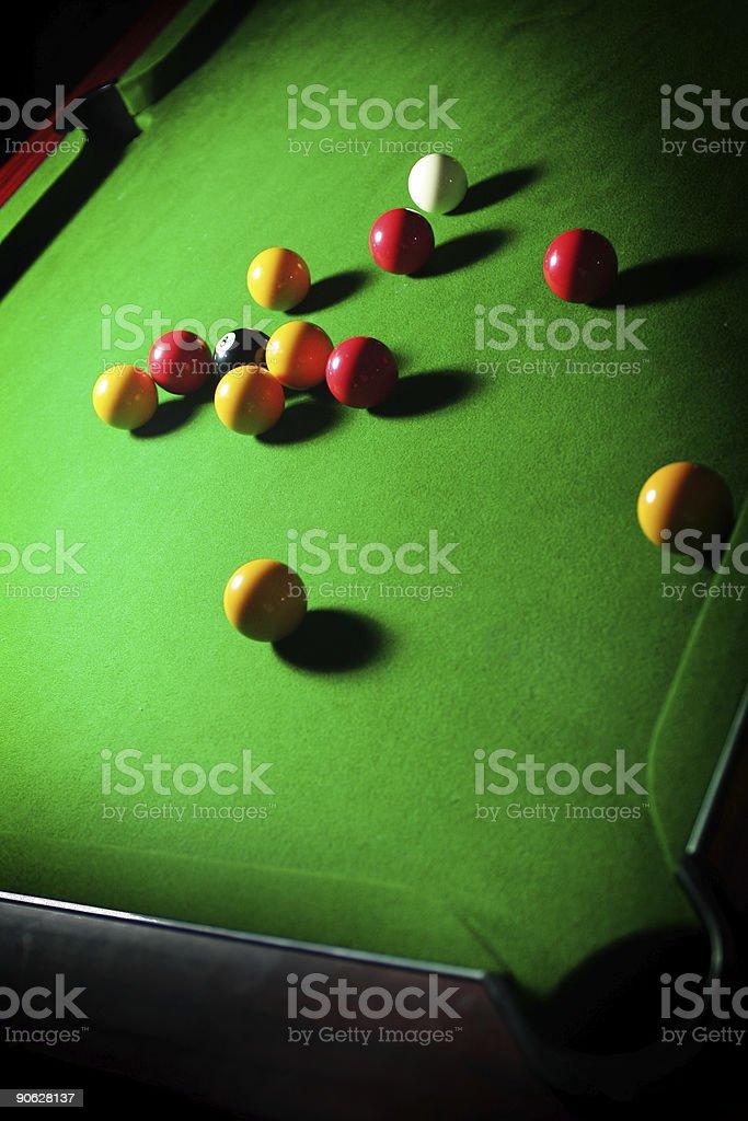 Dark Pool royalty-free stock photo