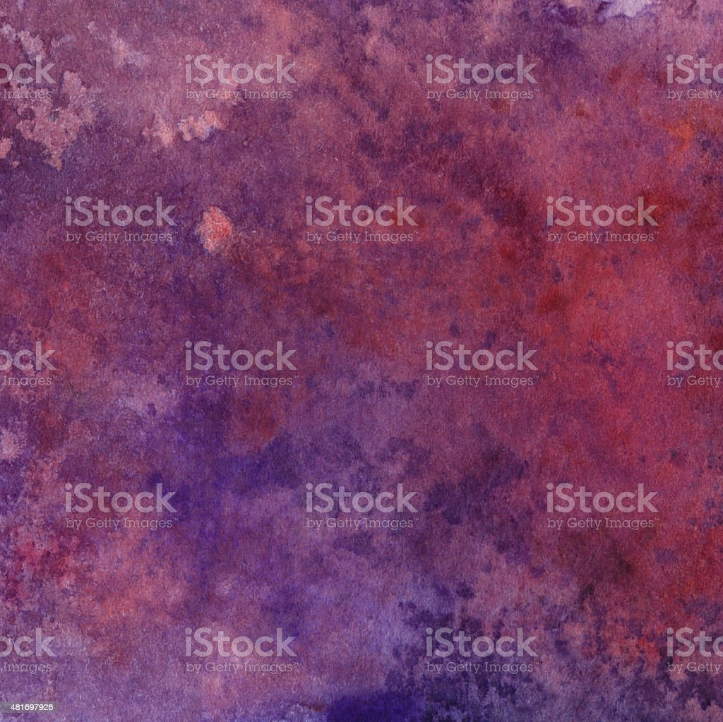Dark purple and red textured background vector art illustration
