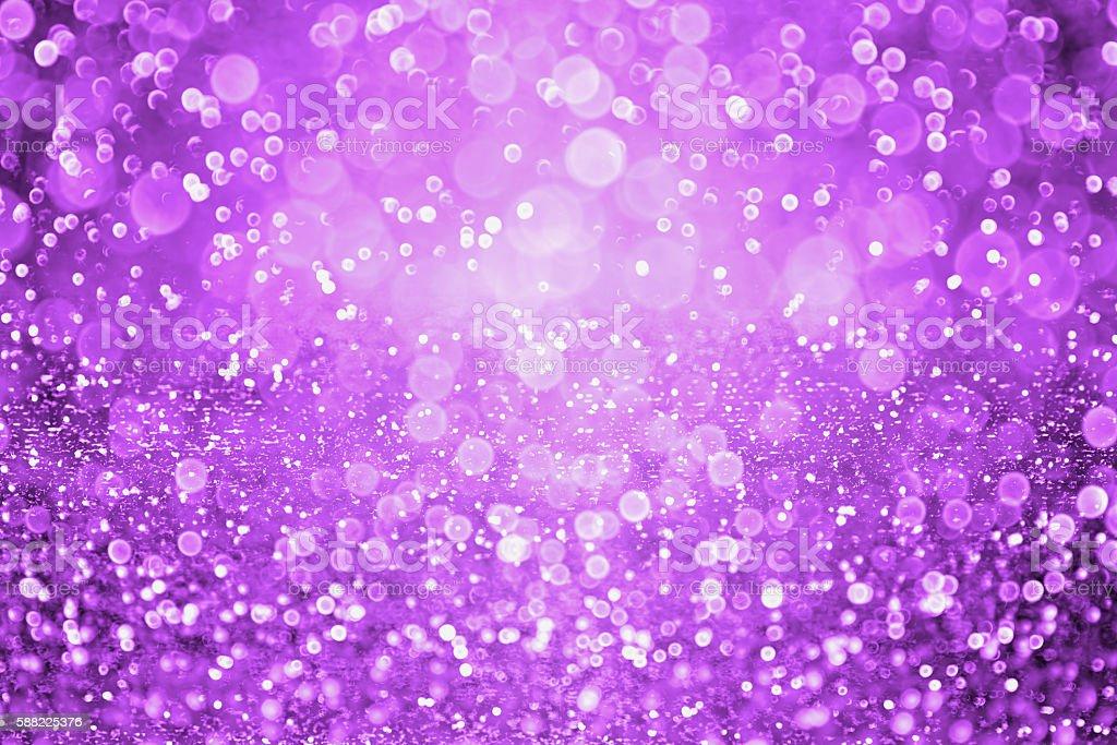 Dark Purple Halloween Party Invite Background stock photo