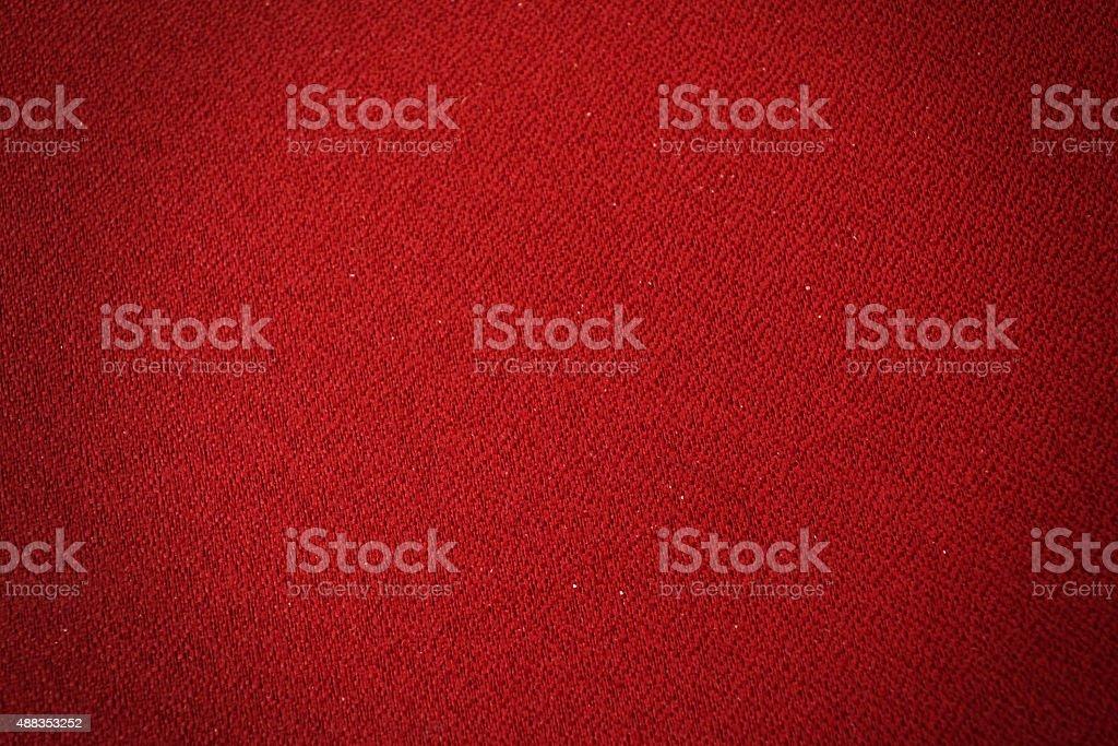 Dark Red Cloth Background stock photo