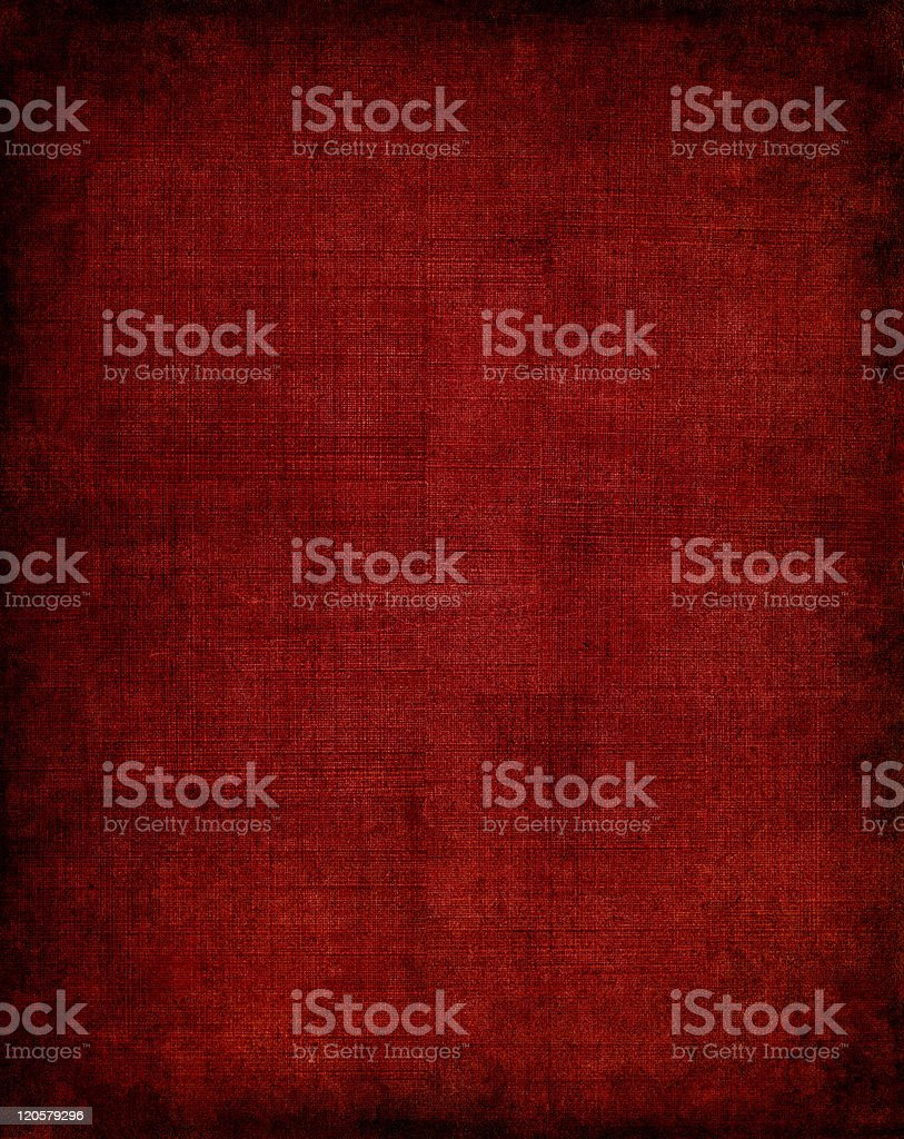 Dark Red Cloth stock photo
