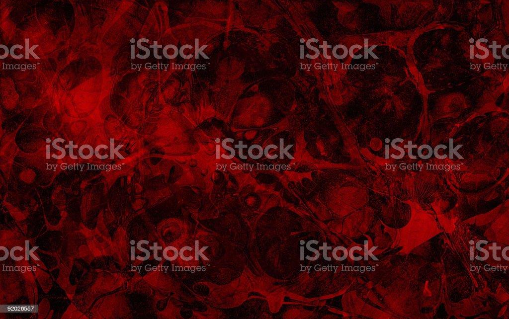 Dark Red Marble stock photo