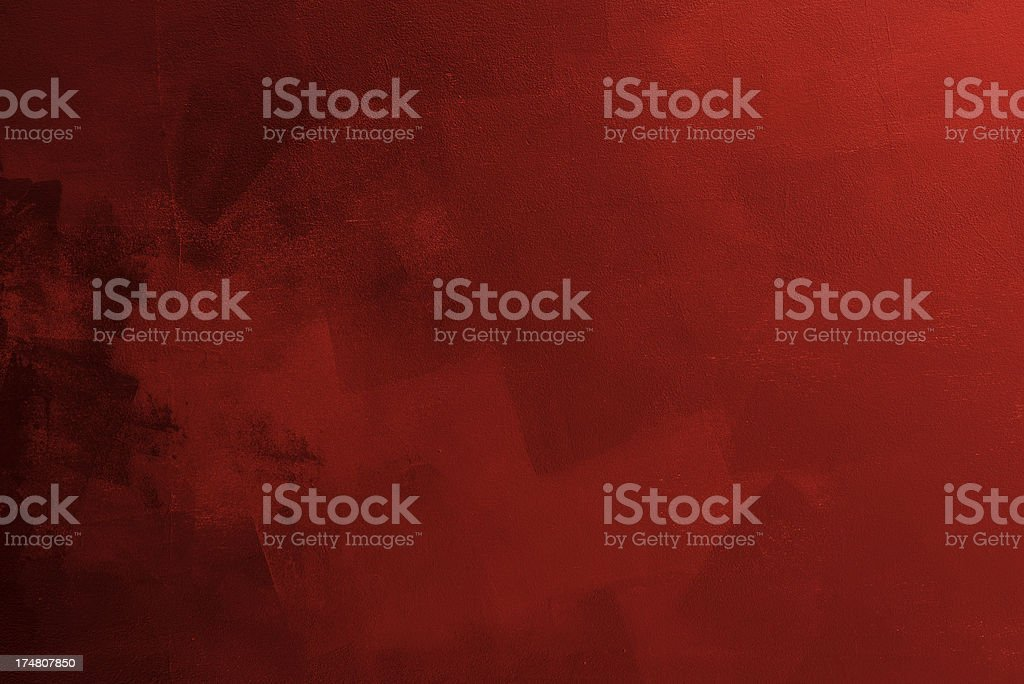 Dark red stained background royalty-free stock photo