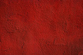 Dark Red Wall Texture Background Pattern