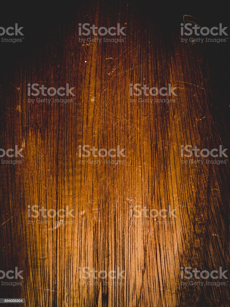 Dark Rough Rustic Wooden Plank Background stock photo