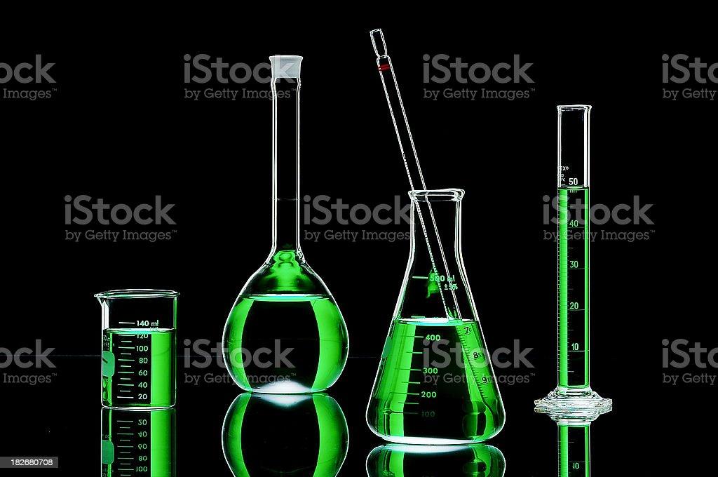 Dark Science royalty-free stock photo