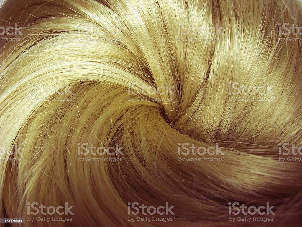 dark shiny hair texture background royalty-free stock photo