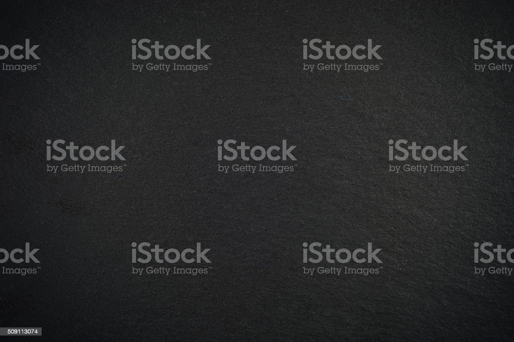 Dark slate board background stock photo