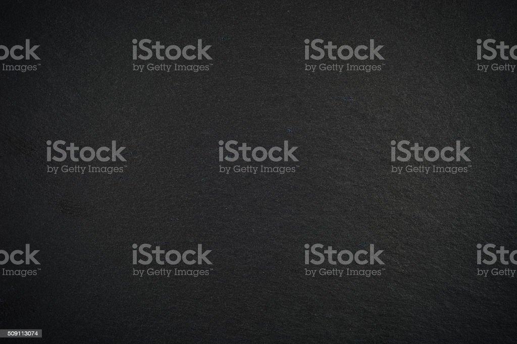 Dark slate board background stock photo