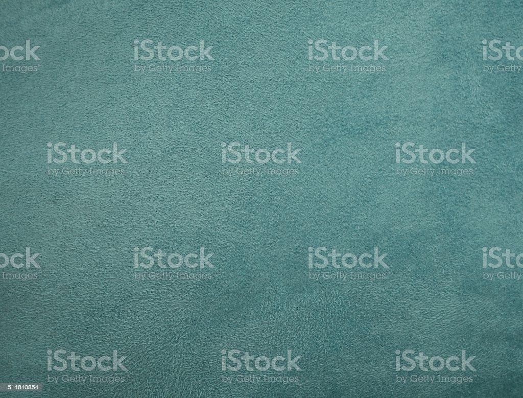 Dark teal fabric texture stock photo