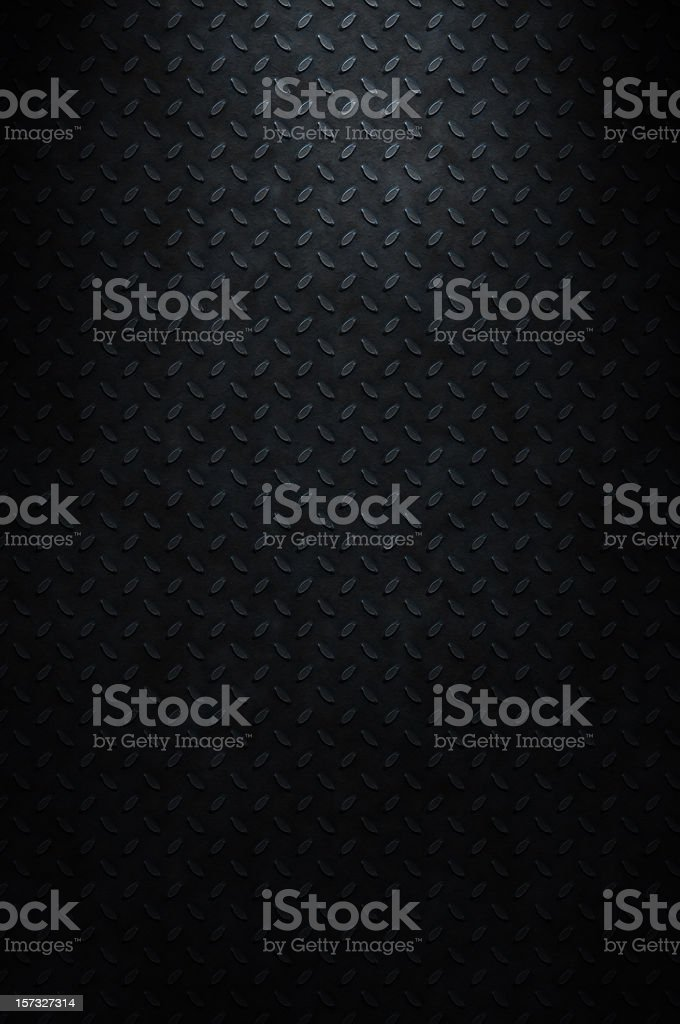 Dark toned sheet metal royalty-free stock photo