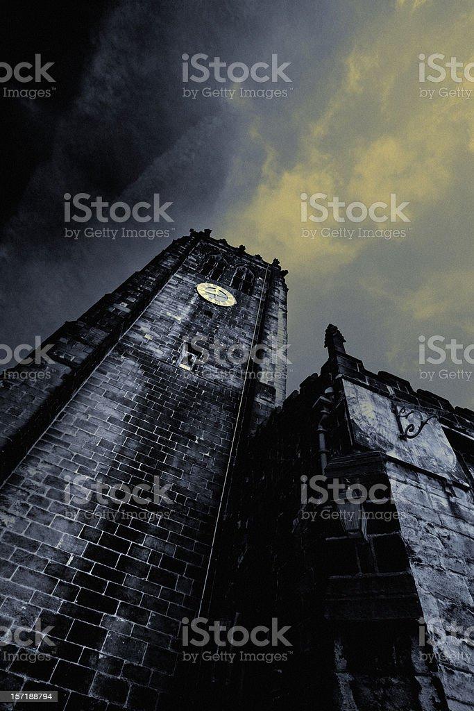 Dark Tower royalty-free stock photo