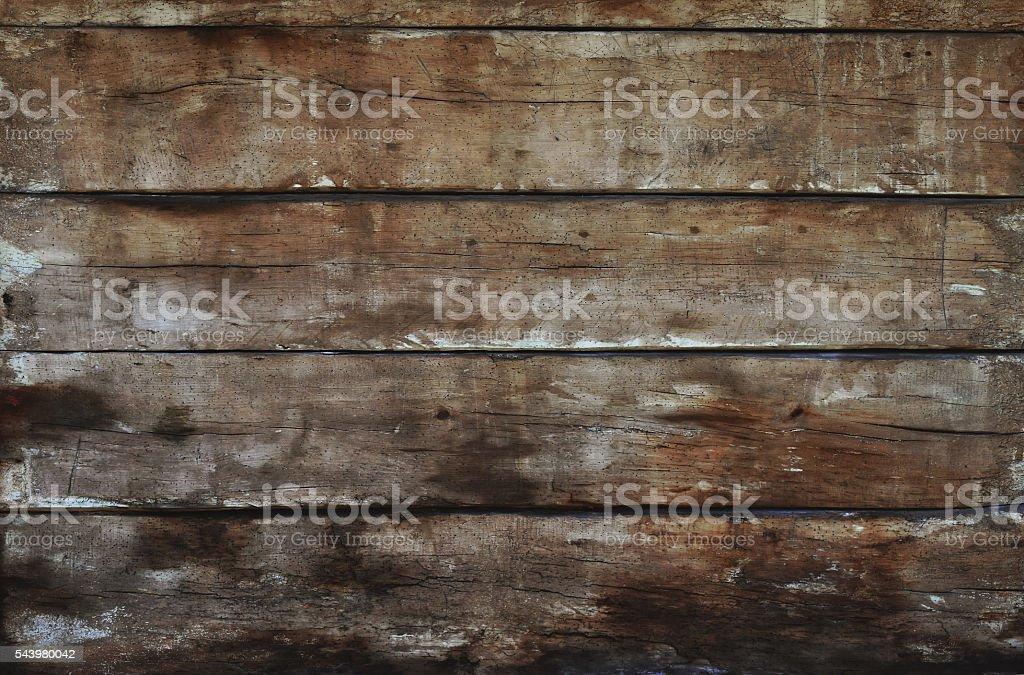 Dark vintage grunge wooden texture background stock photo
