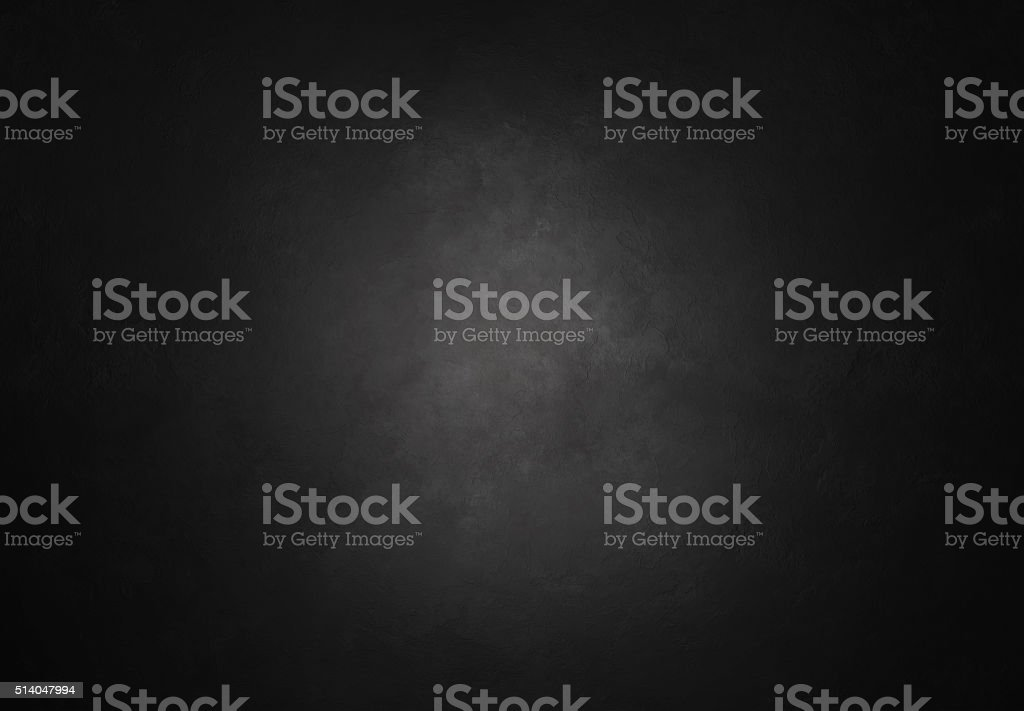 Dark Wall. stock photo