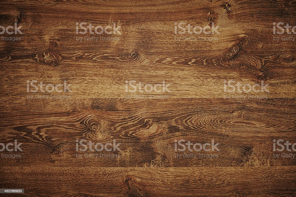 Dark wood grain background stock photo