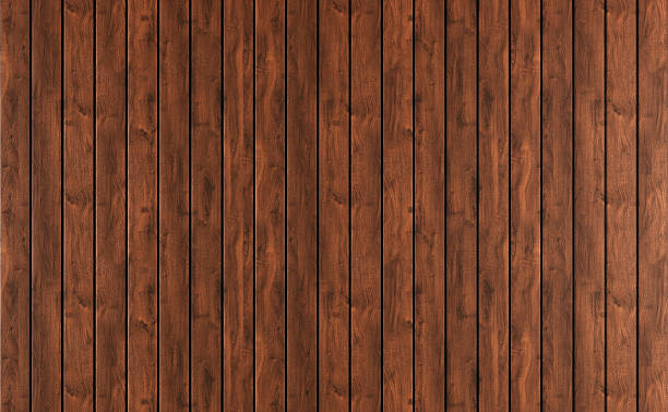 Dark wood paneling stock photo - Wood Panel Pictures, Images And Stock Photos - IStock