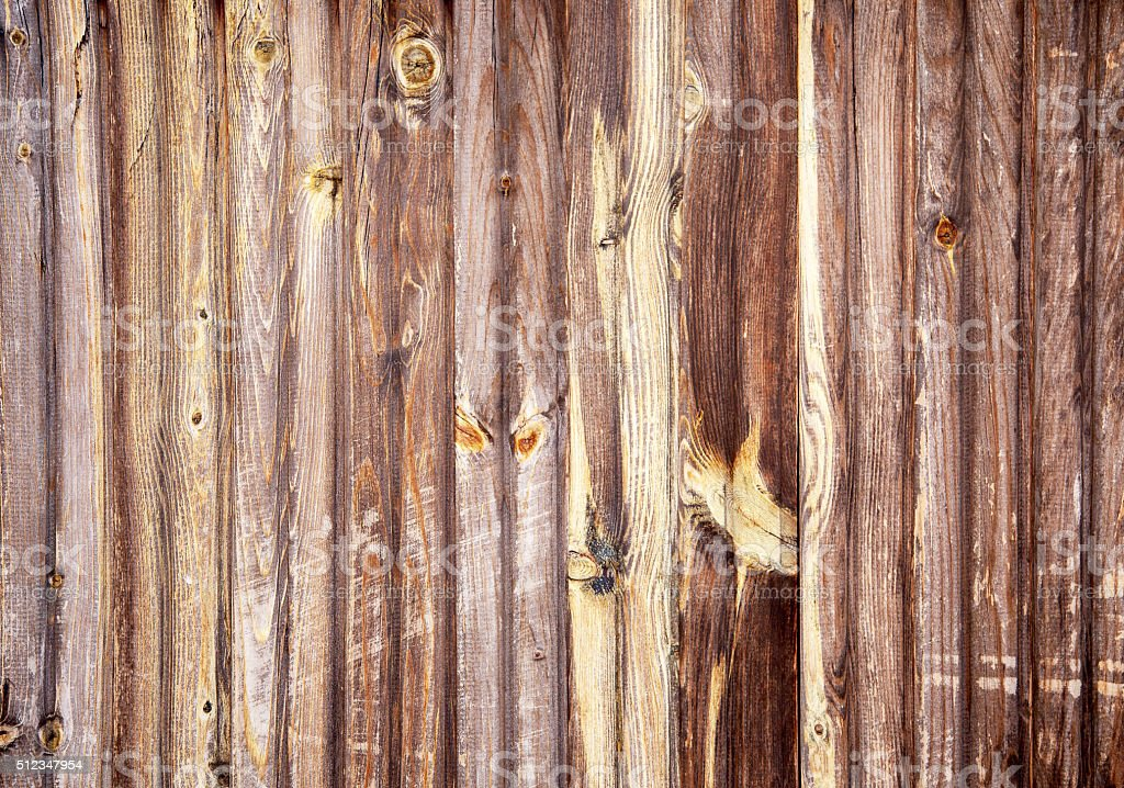 Dark Wooden Panel stock photo